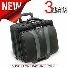 "Wenger SwissGear 600659 Granada Roller 17"" Travel Case│Trolley/ Laptop Bag│Black"