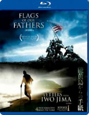 Flags of Our Fathers / Letters From Iwo Jima Blu-ray 2007 DVD Region 2