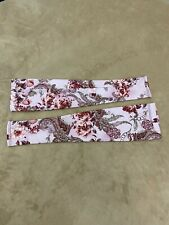 Woman's Small Arm Sleeves Arm Warmer Floral Design Running Cycling