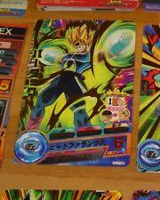 DRAGON BALL Z DBZ DBS HEROES CARD PRISM CARTE HJ7 06 R RARE DBH JAPAN **