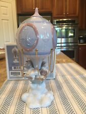 Lladro  6522  Through The Clouds w/ Original Box  - Mint Condition