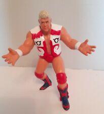 Vintage WCW Galoob UK Exclusive Dustin Rhodes Figure