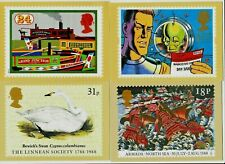 GB PHQ Cards  No's 101 - 175  1987- 1995