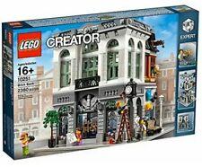 LEGO 10251 BRICK BANK - BRAND NEW SEALED - FREE UK COURIER