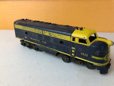 Tyco Vintage HO Santa Fe Locomotive