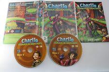 PC CHARLIE Y LA FÁBRICA DE CHOCOLATE COMPLETO PAL ESPAÑA