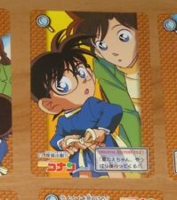 DETECTIVE CONAN PP CARDDASS CARD CARTE 23 MADE IN JAPAN 1996 **
