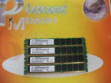 VLP 32GB (4X 8GB) DDR3 PC3-10600R 1333MHz 240p ECC REG Server Memory not for pc