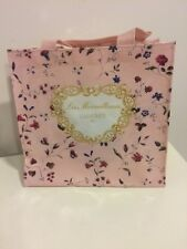 Laduree Plastic Rubber Environmental Friendly Hand Carry lunchbox Bag LIMITED