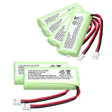 6 Pcs 2.4V 800mAh NI-MH Rechargeable Battery Simen C28/42/46/42H/36H/360/X359