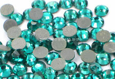 STRASS MC Stone collection 1440pz SS10 3mm Blu verde zircon zircone tiffany hotf