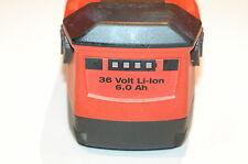 Hilti-B36/6.0 Li-Ion  Akku- 1A-Zustand -ohne Fehler**