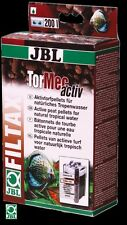 JBL TORMEC attivo 1 LITRO torba Torf Pellets FILTRO media BLACKWATER ACQUARIO