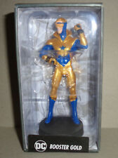 BOOSTER GOLD  DC Comics superheroes  Collectors Model figure 1:32 Grijalbo