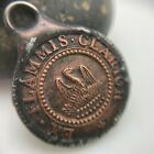 Vintage Masonic Order Of The Phoenix Ex Flammis Clarior Soldered Pendant (SMP45)
