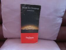 More details for collectable souvenir christmas guide to the millennium dome in greenwich 2000