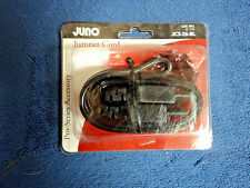 """Juno JC3-26-BL Jumper Cord Pro Series 3 Wire Grounded 26"""" Accessory Pro-Halogen"""