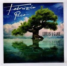 (FY701) Fabrizio Peco, Life Is A Game - DJ CD