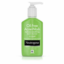 Neutrogena Oil-Free Acne Wash Redness Soothing Facial Cleanser 6 oz
