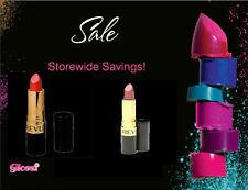 10 X New Revlon Super Lustrous Lipstick - Assorted Colours - Free Shipping!