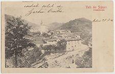 VALLI DEI SIGNORI - PANORAMA - VALLI DEL PASUBIO (VICENZA) 1904