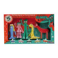 Gumby & Friends Box Set - 5 Pieces by NJ Croce NEW