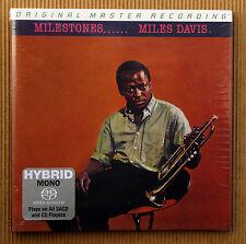 Miles Davis , Milestones.....  ( CD_SACD-Hybrid )