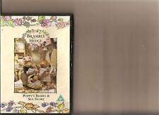 BRAMBLY HEDGE POPPYS BABIES AND SEA STORY DVD KIDS