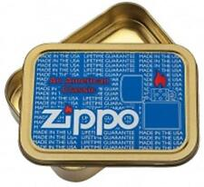 Zippo Large 2oz Unhinged Tobacco Tin  New