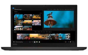 """Lenovo ThinkPad E15 - 15.6"""" - Core i5 10210U - 8 Go RAM - 256 Go SSD - Français"""