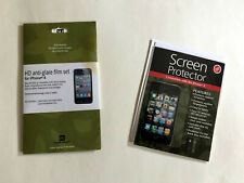 NEW - 2 Packages of iPhone 4 Screen Protectors