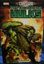 CHAOS WAR: INCREDIBLE HULKS BY PAK & PELLETIER MARVEL TPB NEW