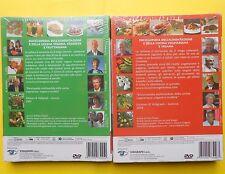 cucina vegana 8 dvd + 2 libri ricette vegane vegetariana vegani fruttariani f id