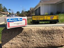 NEAR MINT BOXED AMERICAN FLYER 1991 TCA CONVENTION CAR - 48474 CNW