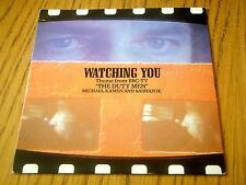 "MICHAEL KAMEN and SASHAZOE - WATCHING YOU (THEME FROM THE DUTY MEN)     7"" PS"