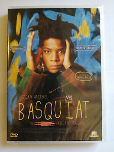 JEAN MICHEL BASQUIAT THE RADIANT CHILD DVD NUOVO SIGILLATO DOCUFILM