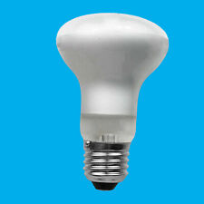 4x 60W R63 Dimmable Pearl Reflector Spotlight, Lava Lamp Light Bulb, ES E27