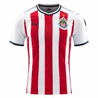 Chivas del Guadalajara Puma Home Jersey 2017/2018 Season