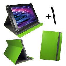 10.1 zoll Tablet Pc Tasche Schutz Hülle Etui - Fujitsu Stylistic Q550 Case Grün