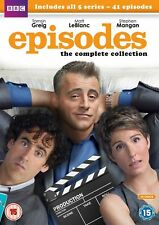 Episodes: The Complete Collection (Box Set) [DVD]