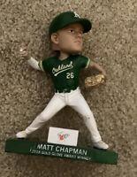 Oakland Athletics Matt Chapman #26 Gold Glove Bobblehead MLB A's 2019 SGA No Box