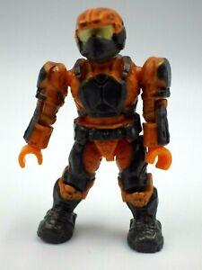 Figurine MEGA Block MEGA Construx Halo Spartan Hazop Orange 2in