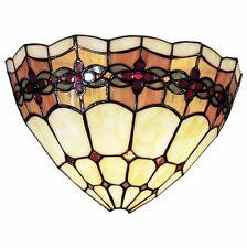 TIFFANY-Wandlampe ´klassisch gemütliches Licht Dekorativ Wandleuchte Beleuchtung