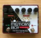Electro Harmonix Deluxe Memory Boy Analog Tap Tempo Delay Guitar Effects Pedal for sale