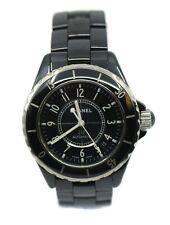 Chanel J12 Black Ceramic Watch H0685
