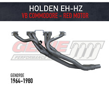 GENIE Headers / Extractors to suit Holden EH-HZ & Commodore VB - Red Motor