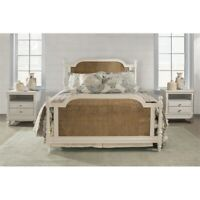 Melanie Bed - King - Metal Bed Rails Included