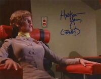 HEATHER YOUNG SIGNED AUTOGRAPHED 8x10 PHOTO BETTY LAND OF THE GIANTS BECKETT BAS