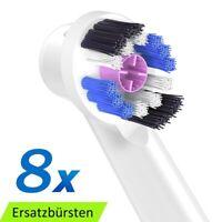 Brossette De Rechange pour Oral-B Brosse à Dents Electrique 3D White Blancheur