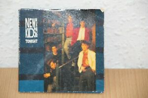 ♫ New Kids on the Block Tonight  1990; 3 tracks, 3'' inch Maxi-CD M-CD